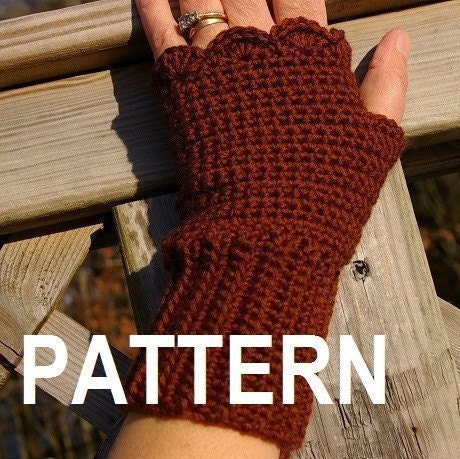 Easy Fingerless Gloves | FaveCrafts.com - Christmas Crafts, Free