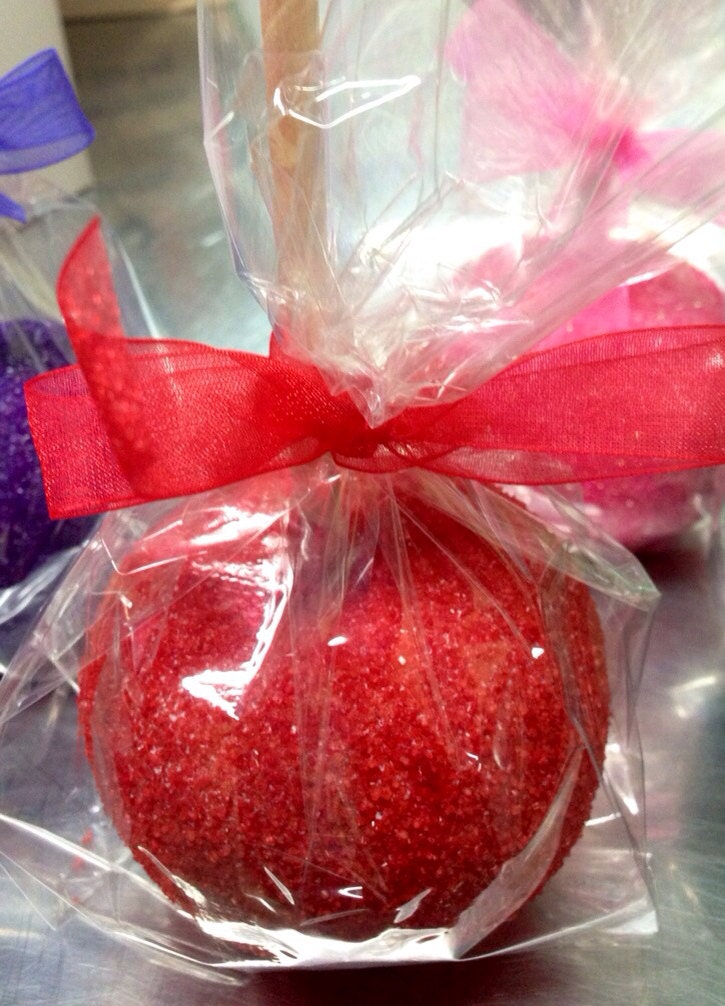 Red Candy Chocolate Or Caramel Glitter By Hollywoodcandygirls