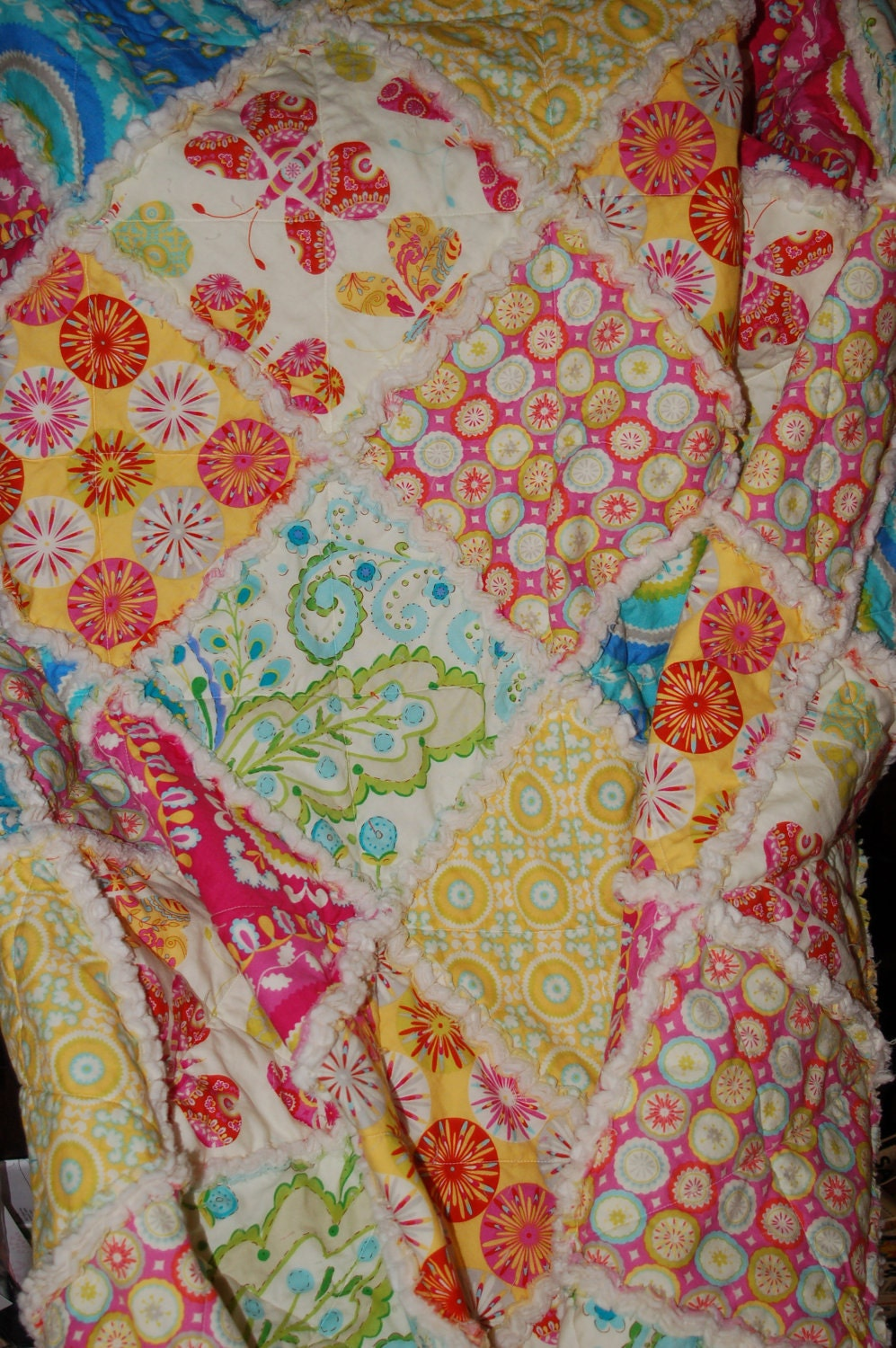 Etsy your place to buy and sell all things handmade for Kumari garden fabric by dena designs