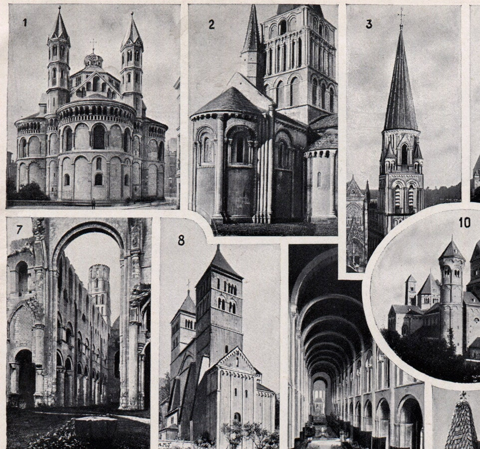 Roman Architecture French 1920 39 S Original By