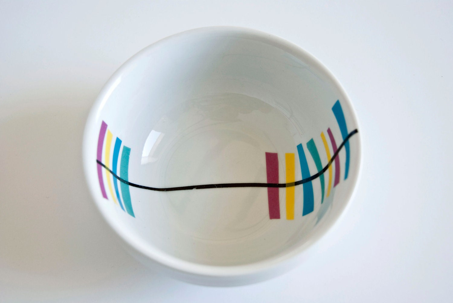 Lines Bowl