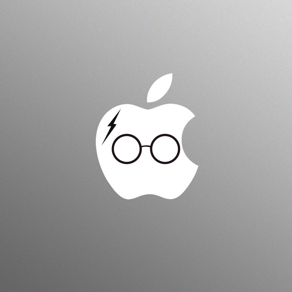 Harry Potter Style Decal Laptop Sticker for Apple MacBook  Pro  Air