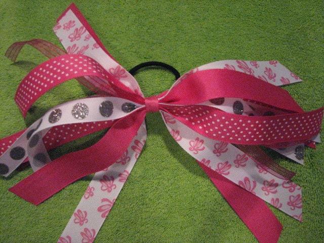 Pink Ballerina Pony O