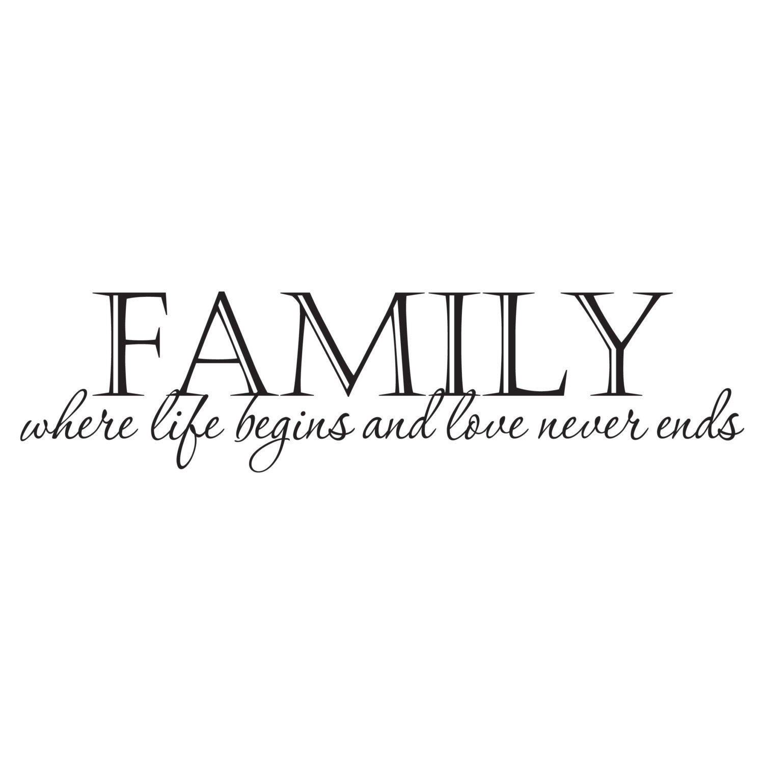 Download Family Where Life Begins and Love Never Ends by FleurishWalls