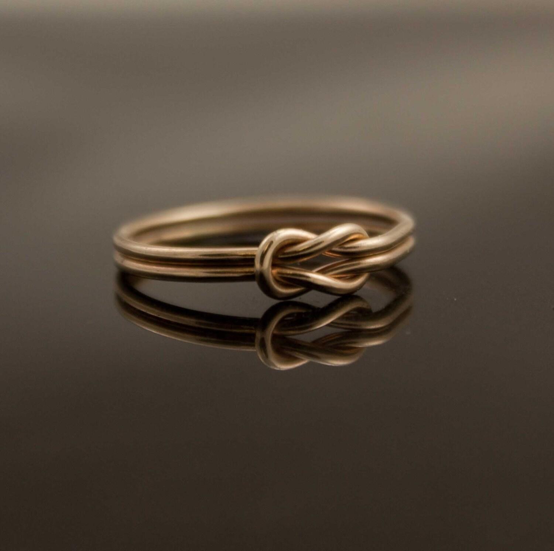 Rose gold engagement ring  Etsy