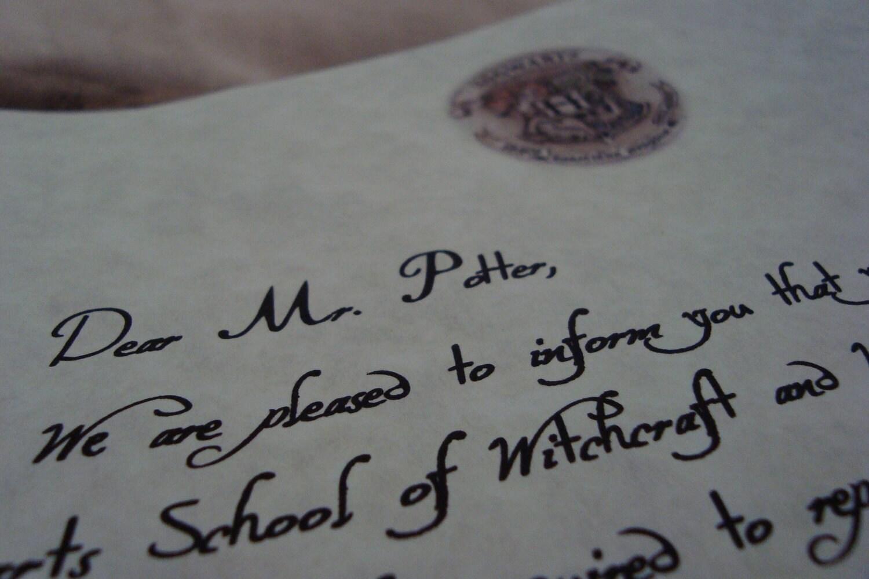 Make your own Hogwarts - ad lib |.