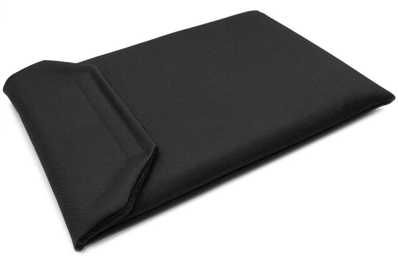 MacBook Sleeve 12 inch  Water Resistant Black Canvas