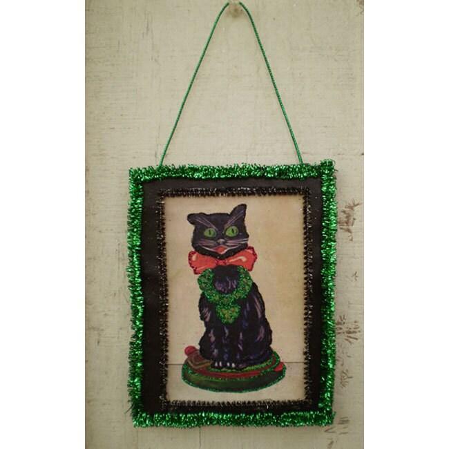 Reserved For Tocsin Black Cat Good Luck By Twilightfaerie On Etsy