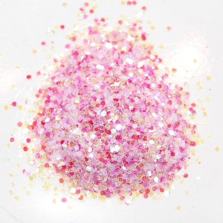 Pink Ice Fairy Dust Glitter