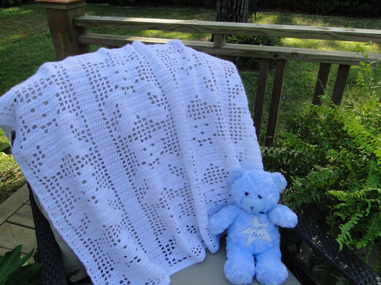 free crochet baby afghan patterns