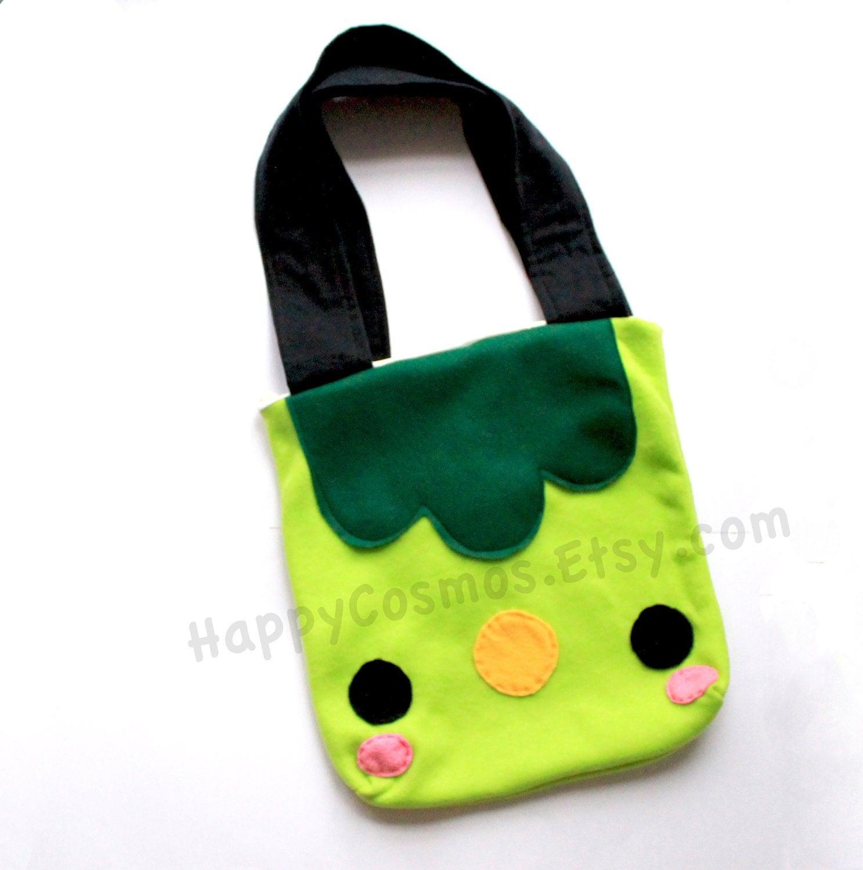 Kappa School Bag - Cute Backpack , Kawaii Tote Bag, Bookbag