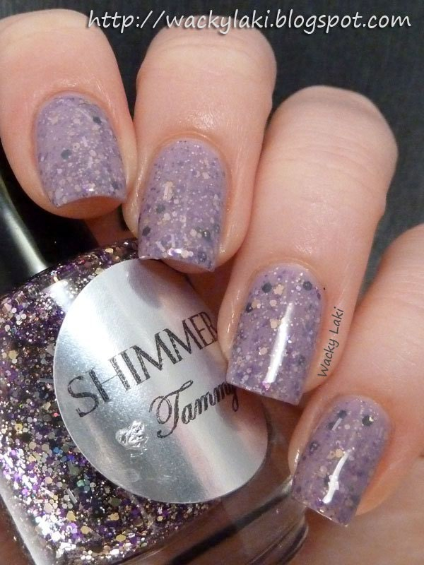 Shimmer Nail Polish - Tammy