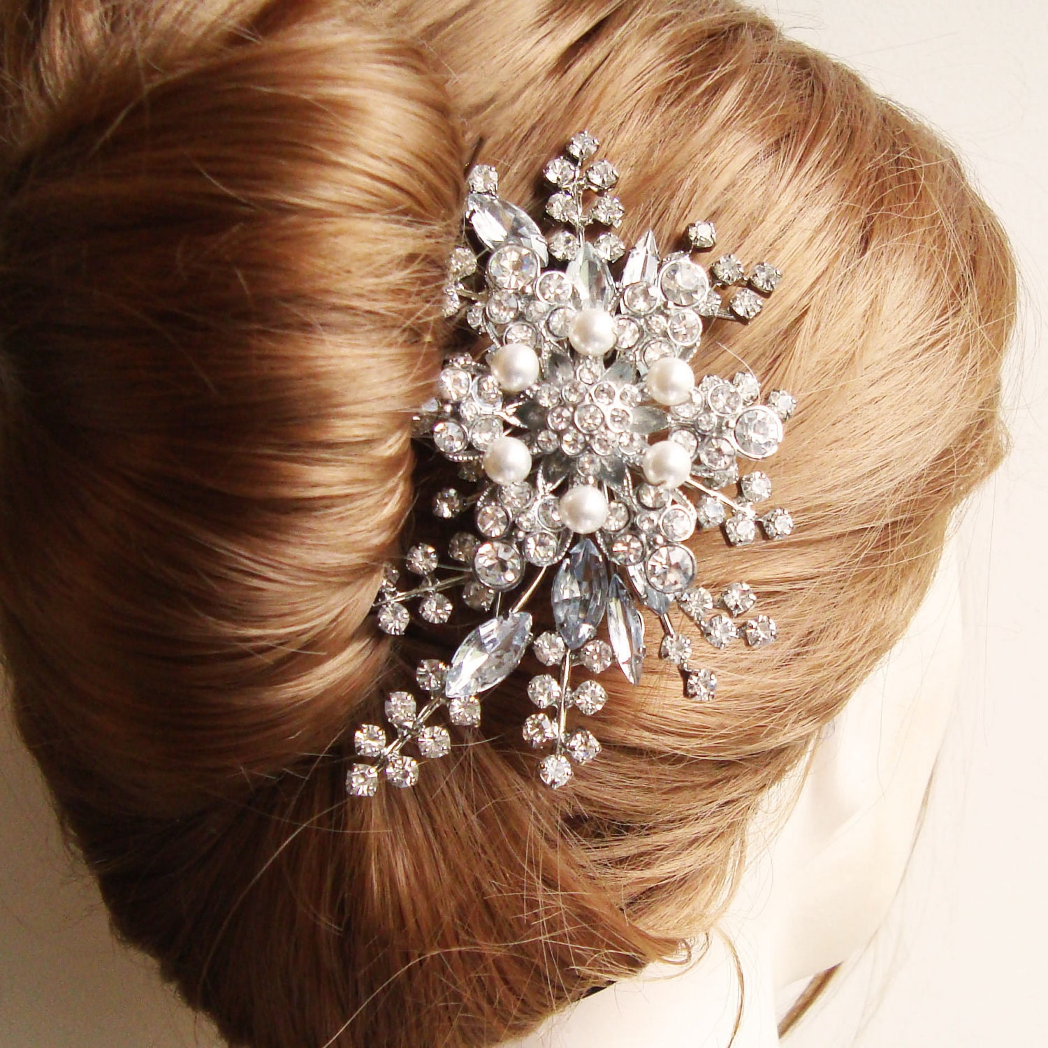 French Twist Hair Pieces 117
