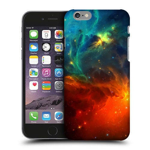 Multicoloured Nebula Phone Case for iPhone Cases iPod Touch Cases and Samsung Galaxy Cases
