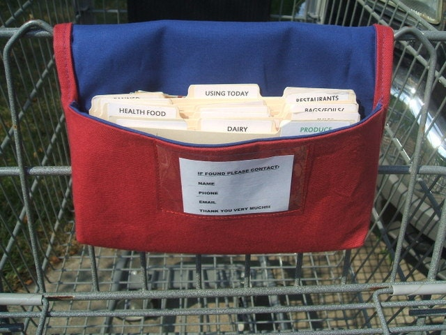 how to set up your coupon organizer