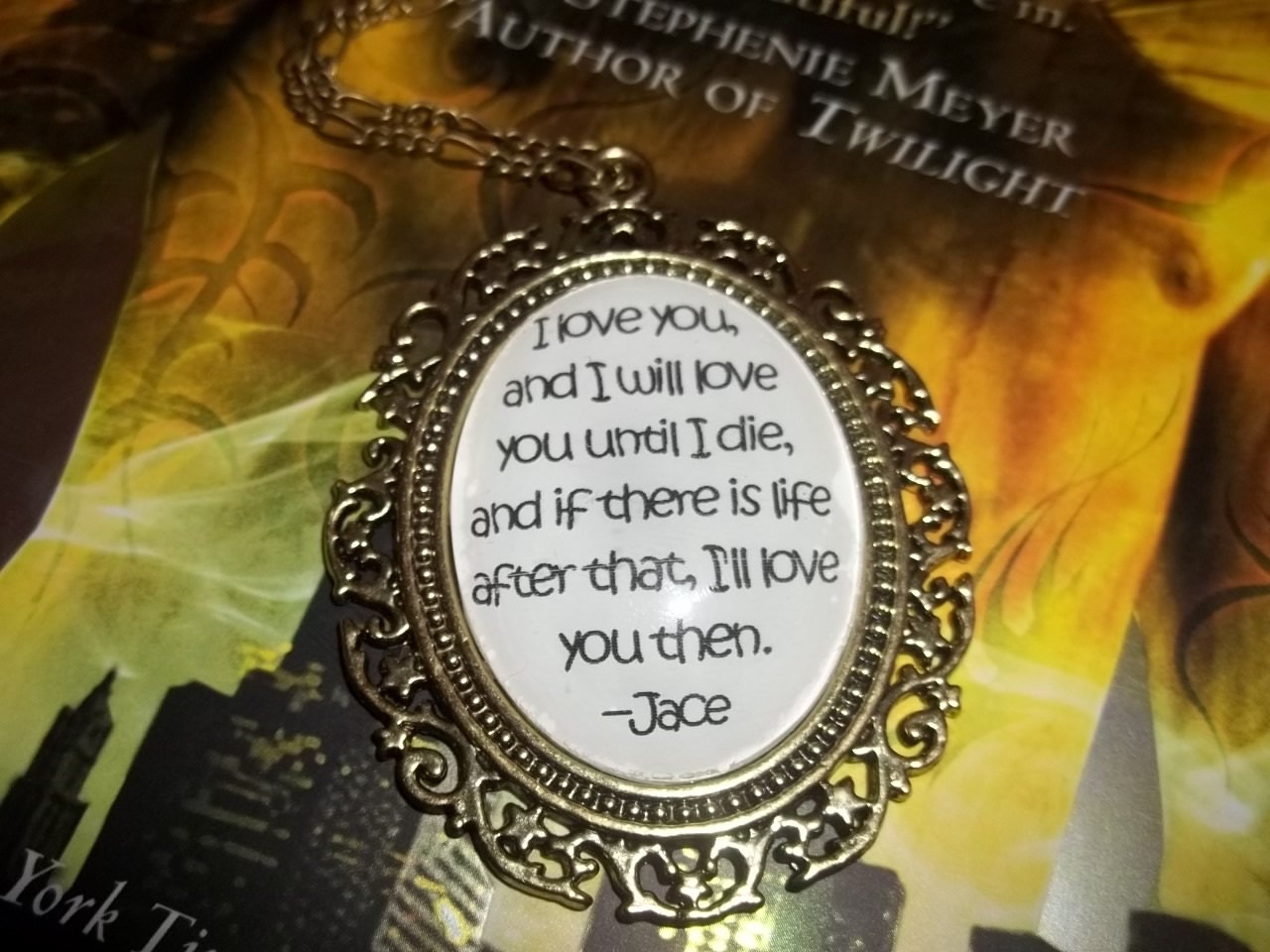 City of Bones Ja   Jace And Clary City Of Bones Quotes
