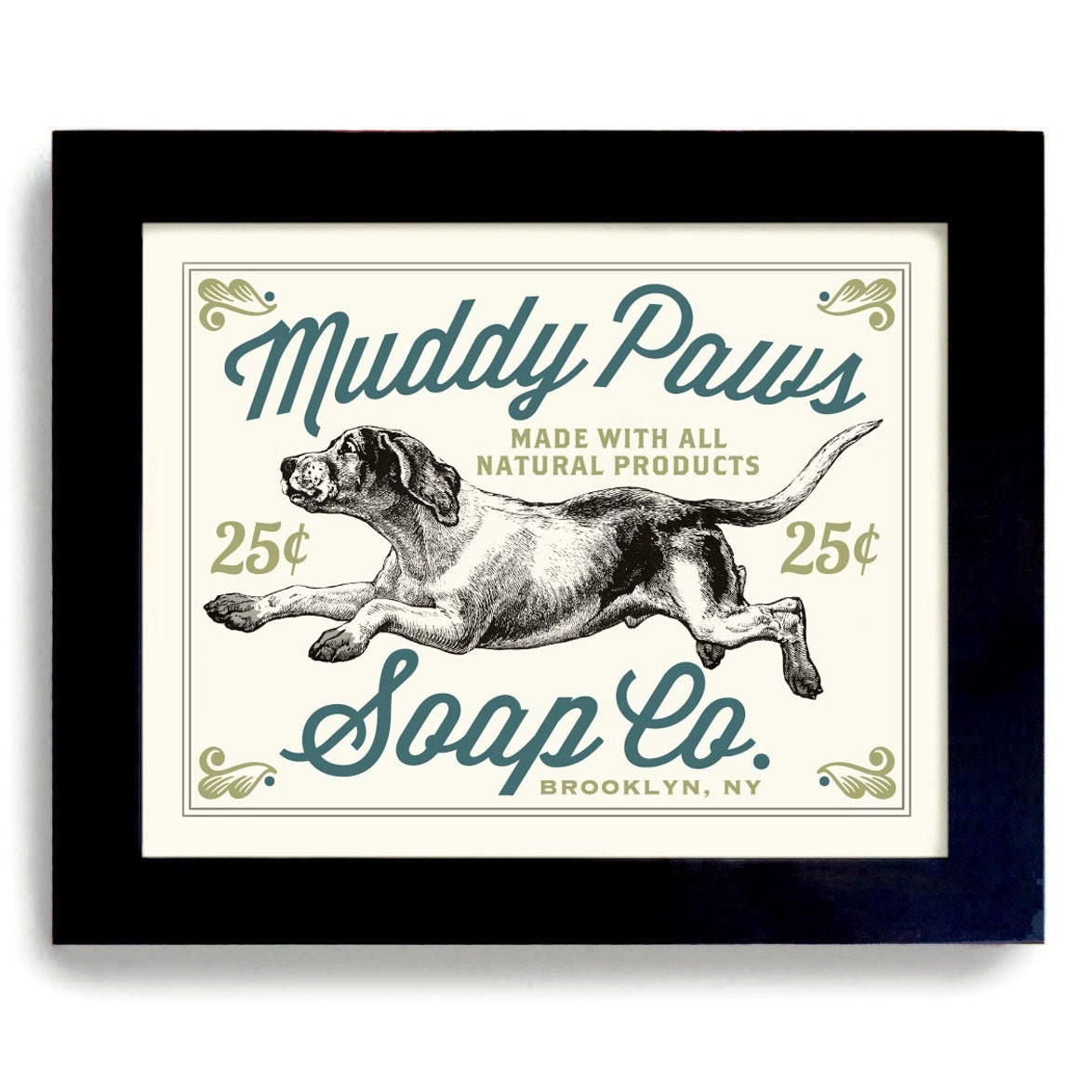 laundry room decor dog art sign bathroom wall art mud by