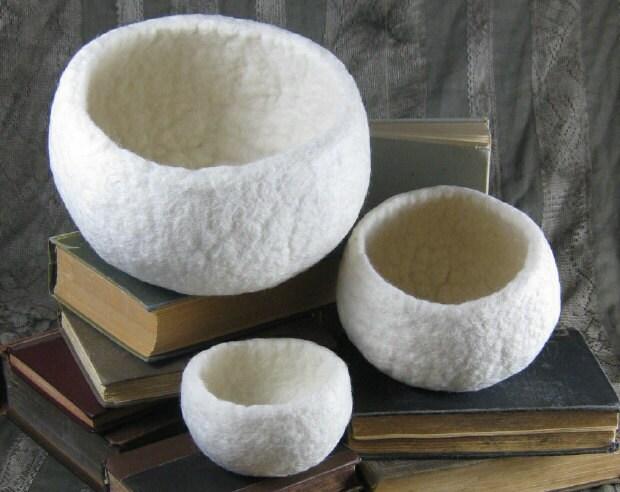 How to make wet felted bowls eBook tutorial pdf - alosha
