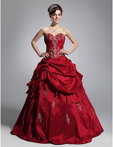 Gothic wedding dress ball gown fant asy fairytale