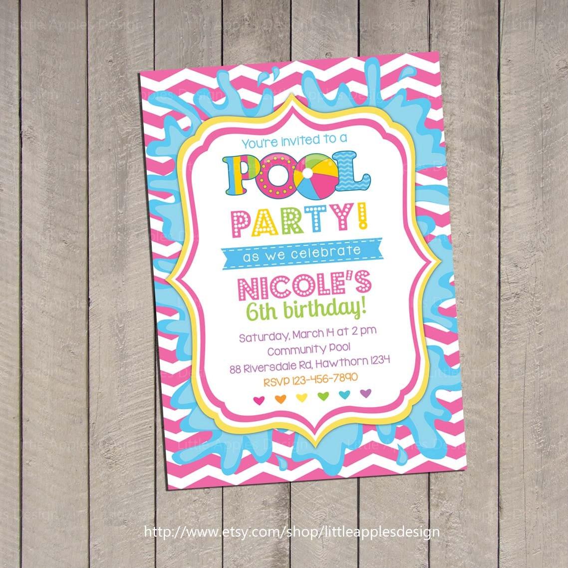 1 Year Old Birthday Invitation Ideas for best invitation sample