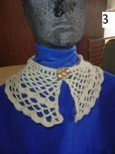 All 5 Victorian Style Neck Warmer Cuff Collars  Neck Cuff PDF Patterns