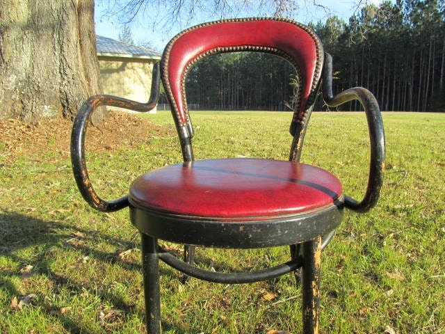 Vintage Furniture Chair Shelby Williams By Karenschicnshabby
