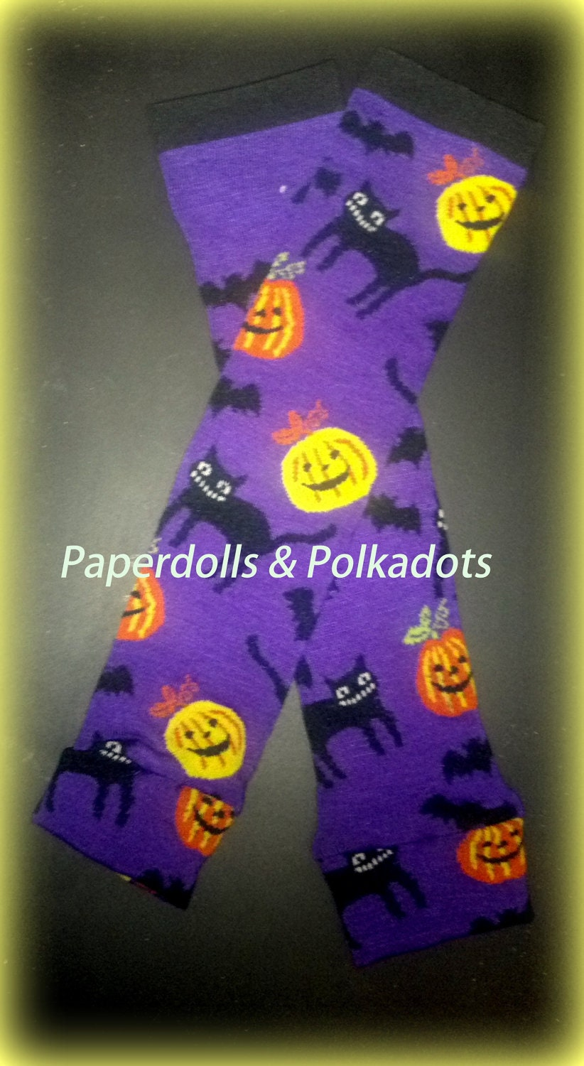 Cats, Bats and Pumpkins, Oh My - paperdollspolkadots