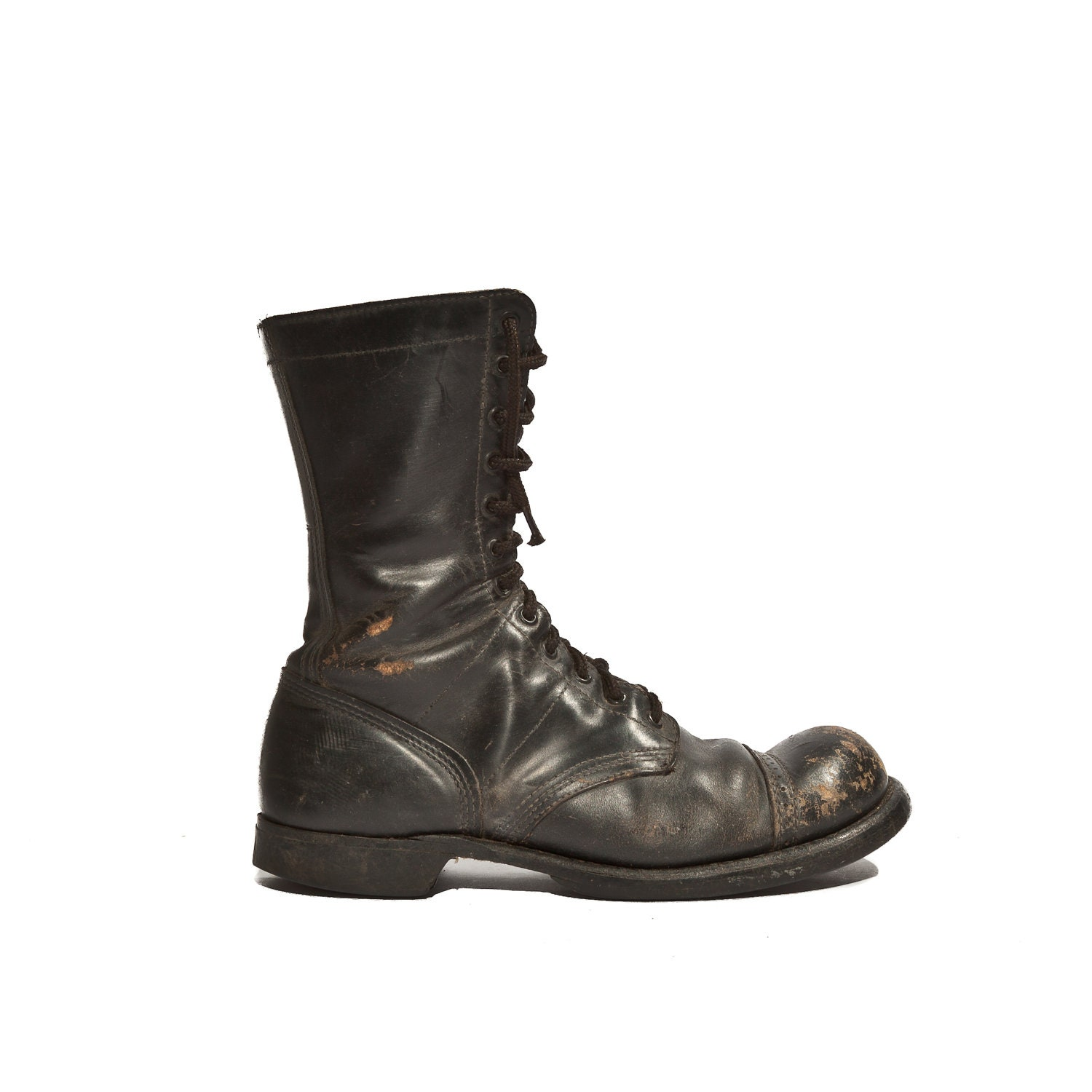 s vintage combat boots by corcoran in a by