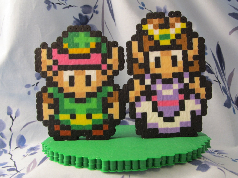 Pixel Art Wedding Cake : Unavailable Listing on Etsy
