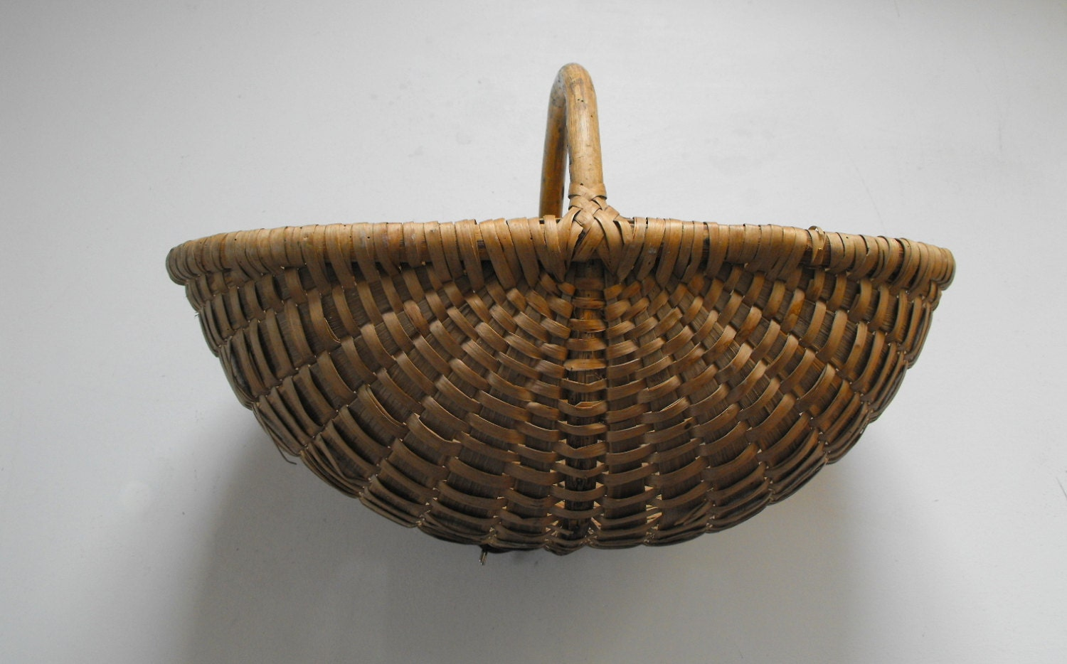 Old Handmade Baskets : Unavailable listing on etsy