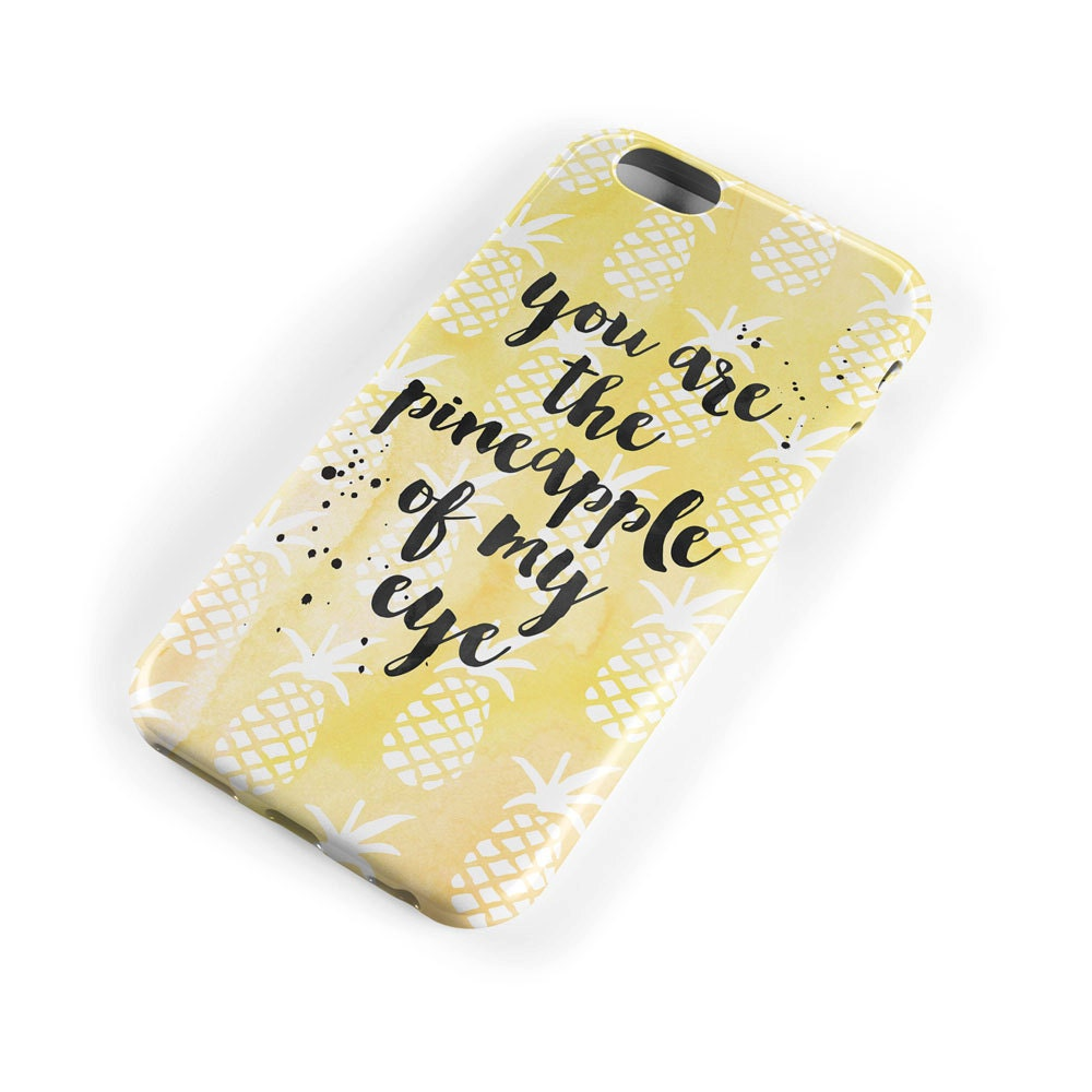 Pineapple iPhone 6 Case iPhone 6s Case iPhone 6 Plus Case iPhone 5s Case iPhone 5C Case iPhone 5 case iPhone 4s case iPhone 4 case