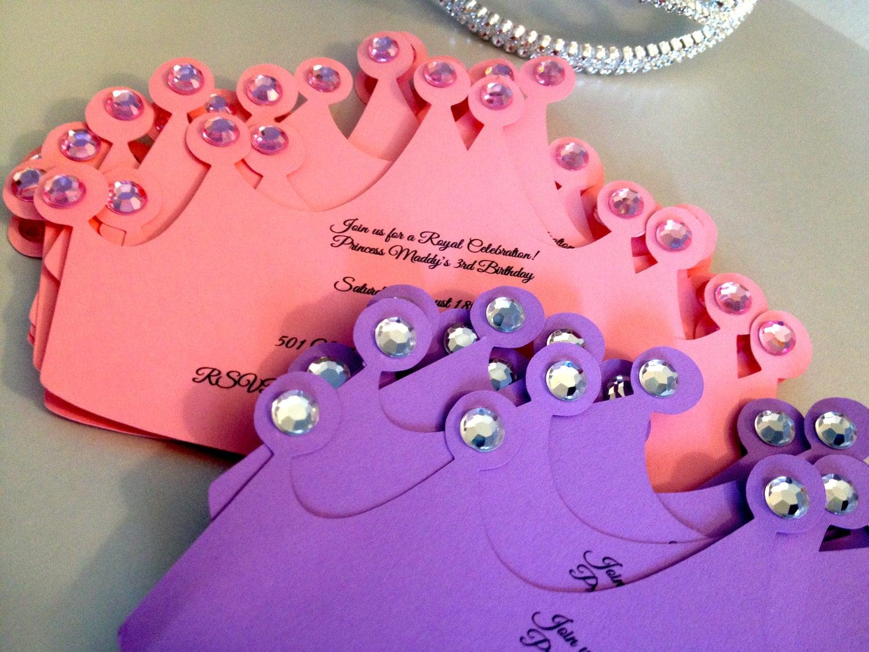 Princess Sofia Party Invites is great invitations design