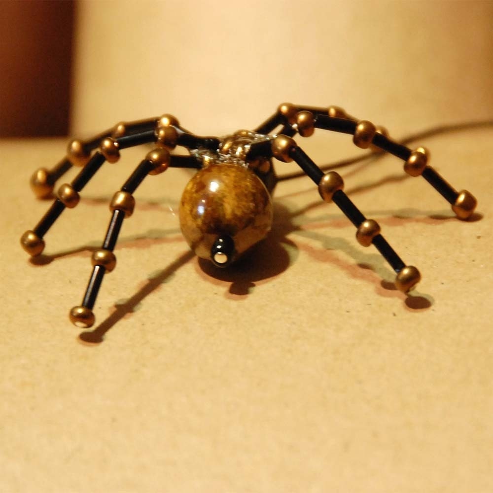 Scary spider pendant - FEANOR1
