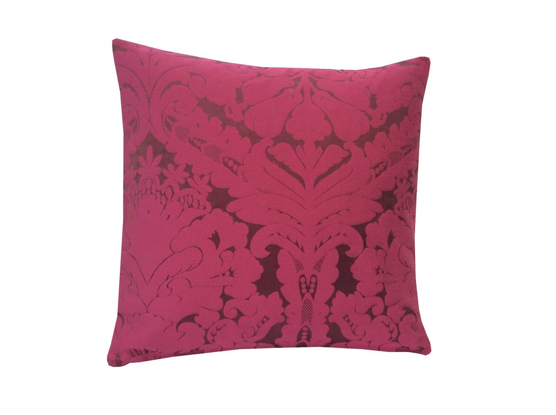 Stunning hand made Designer Silk Damask cushion covers in fushia pink cerise magenta curtain fabric pillow case HomeKitchenBedroomSofa