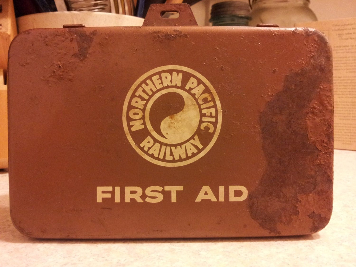 First Aid Kit Font