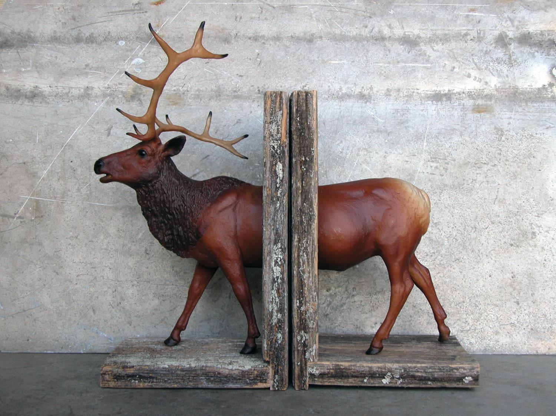 EQUINE COLLECTION elk bookend - EQUINEbyLauren