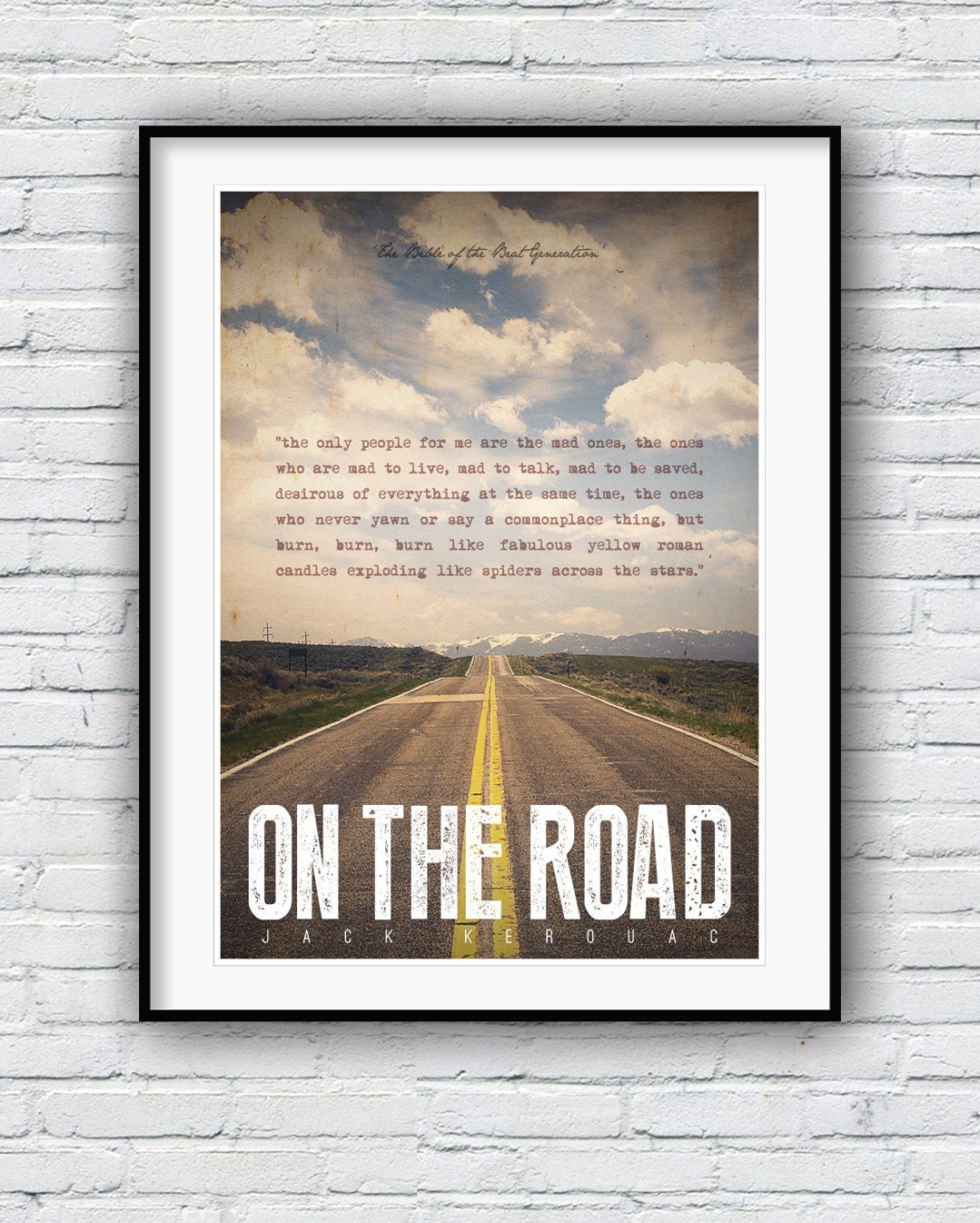 On The Road Essay