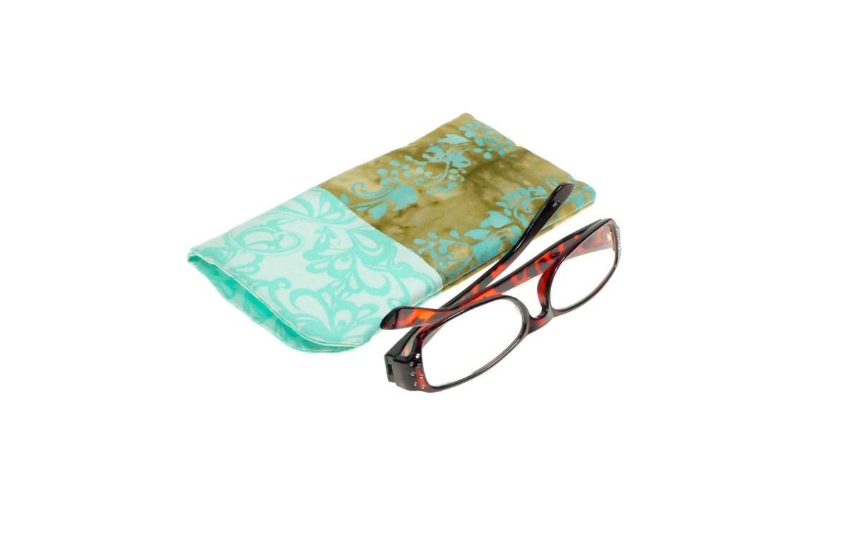 items similar to designer fabric eyeglass pouch eye glass