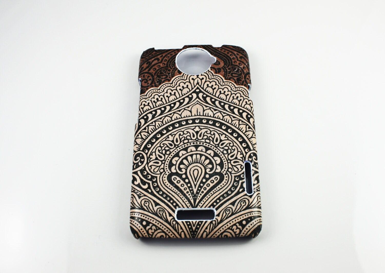 Bali Nokia Lumia HTC One X Hard Shell Case Skin Protection Cover
