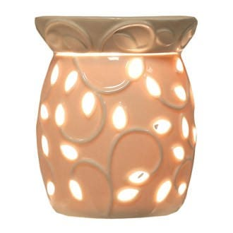 wax melter (village candles) bnib  gu10 bulbs upto 50w electric aromatize