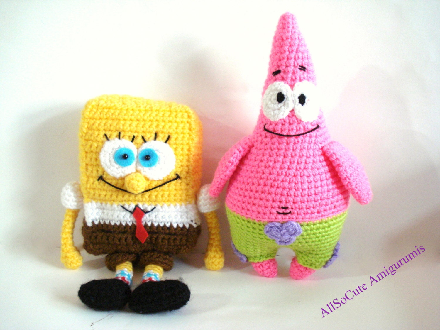 Free Crochet Pattern Patrick Star : Unavailable Listing on Etsy