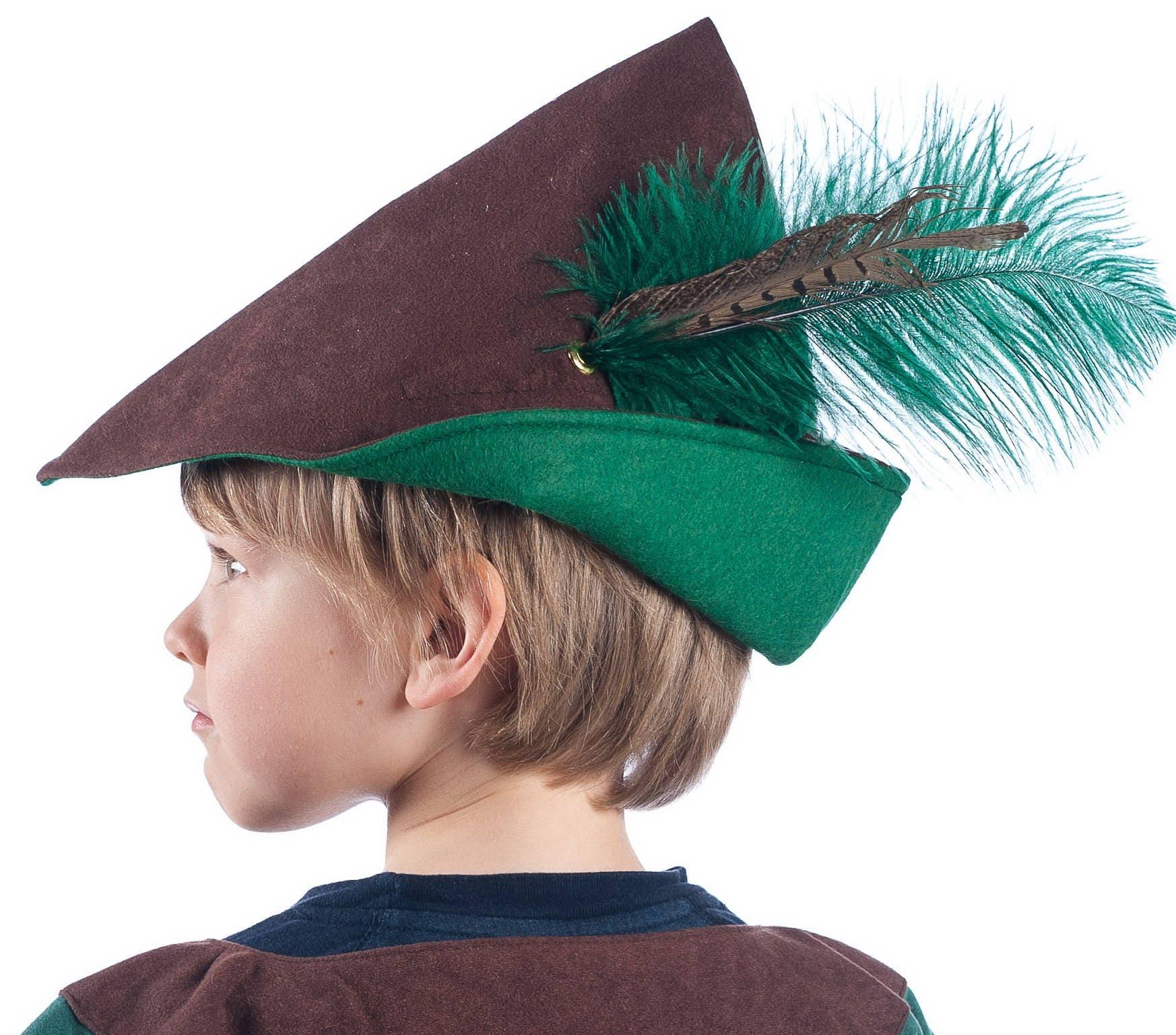 Шляпа робин гуда своими руками 12