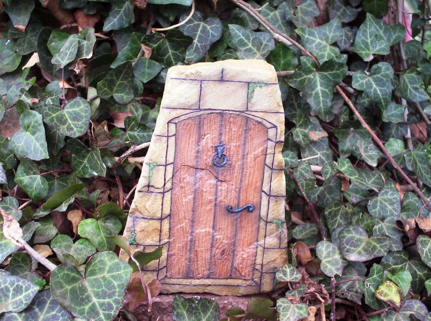 Etsy your place to buy and sell all things handmade for Rustic fairy door