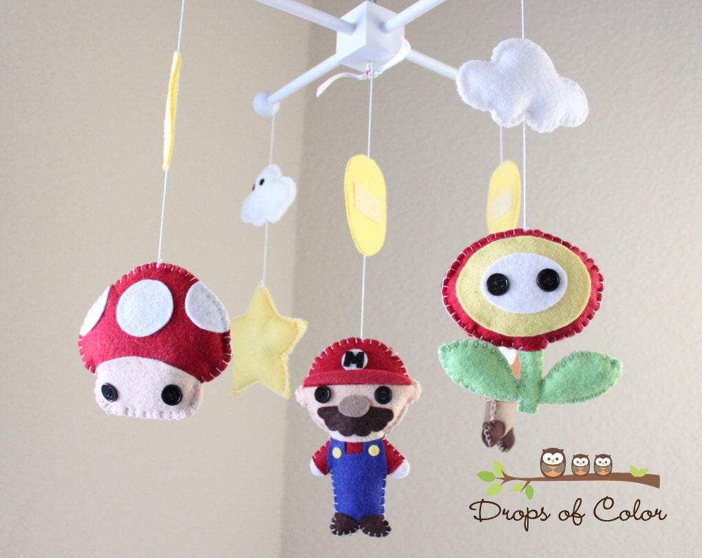"""Super Mario Bros Mobile"""" de la tienda Drops of Colors de Etsy"""