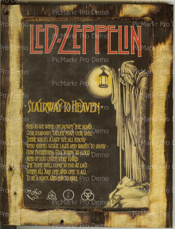 Led Zeppelin Album Covers Stairway To Heaven 66793 Loadtve
