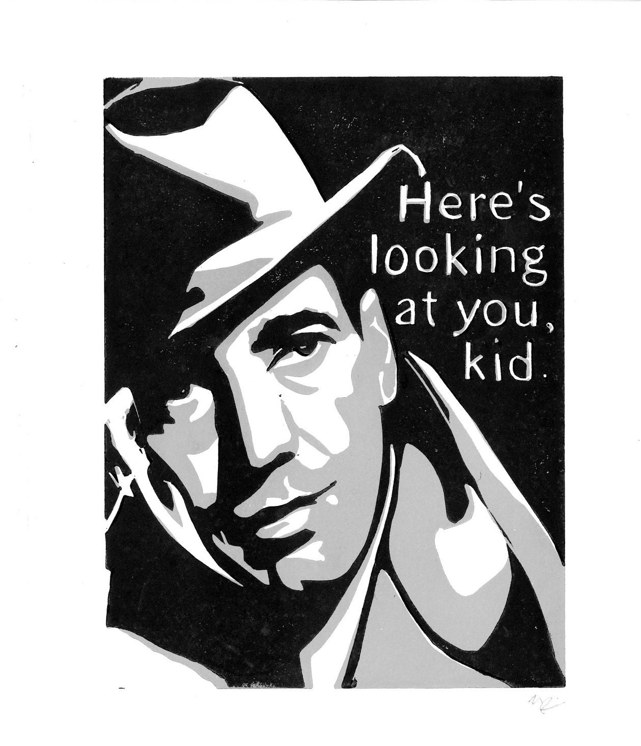 Humphrey Bogart Quotes Here S Looking At You Kid