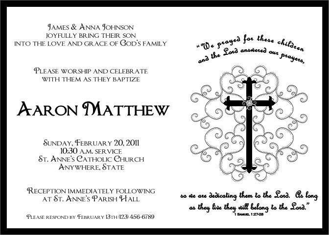 Catholic Confirmation Invitations as luxury invitation ideas