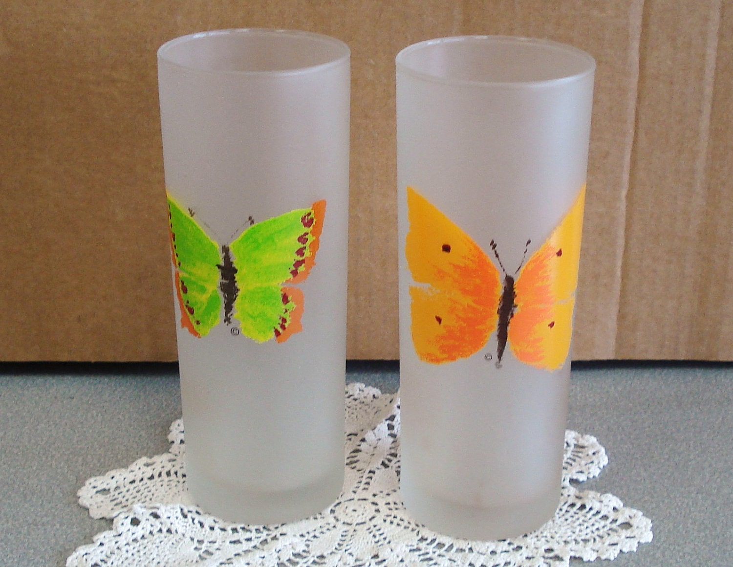 Dartington Frosted Glass Tumbler