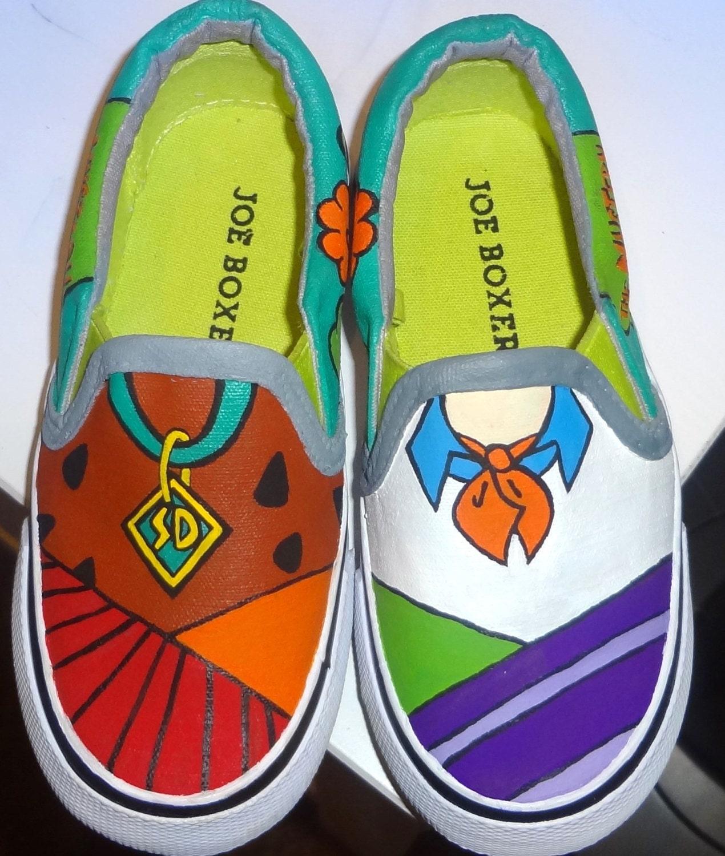 Children's Unisex Scooby Doo shoes