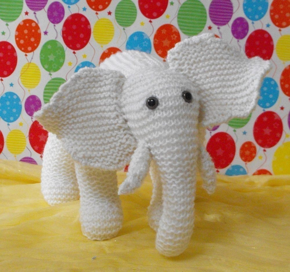 Free Knitting Patterns For Beginners Toys : Knit Toy Patterns Patterns Gallery
